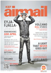 Iceland's Eyjafjallajokull volcano recapped in Keflavik International Airport B2B magazine