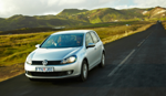 RED Car Rental offers free airport transfer to and from Keflavik Airport