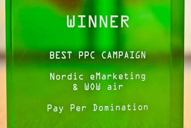 Nordic eMarketing gets Grand Prix for best PPC campaign at European Search Awards 2014