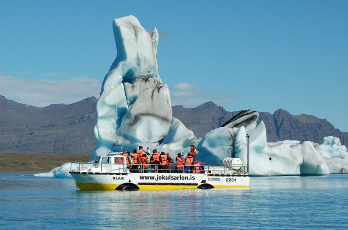 Iceland's greatest sights easily accessible with self drive tours