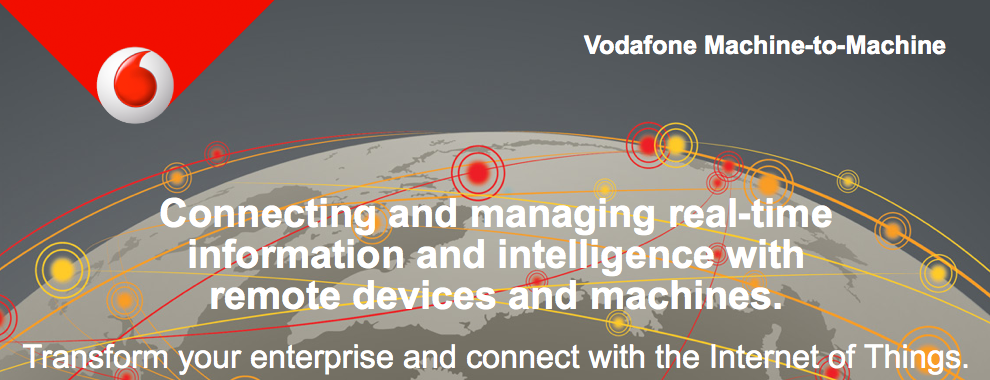 Manufacturing industry to be transformed by M2M technology states new Insight Guide by Vodafone