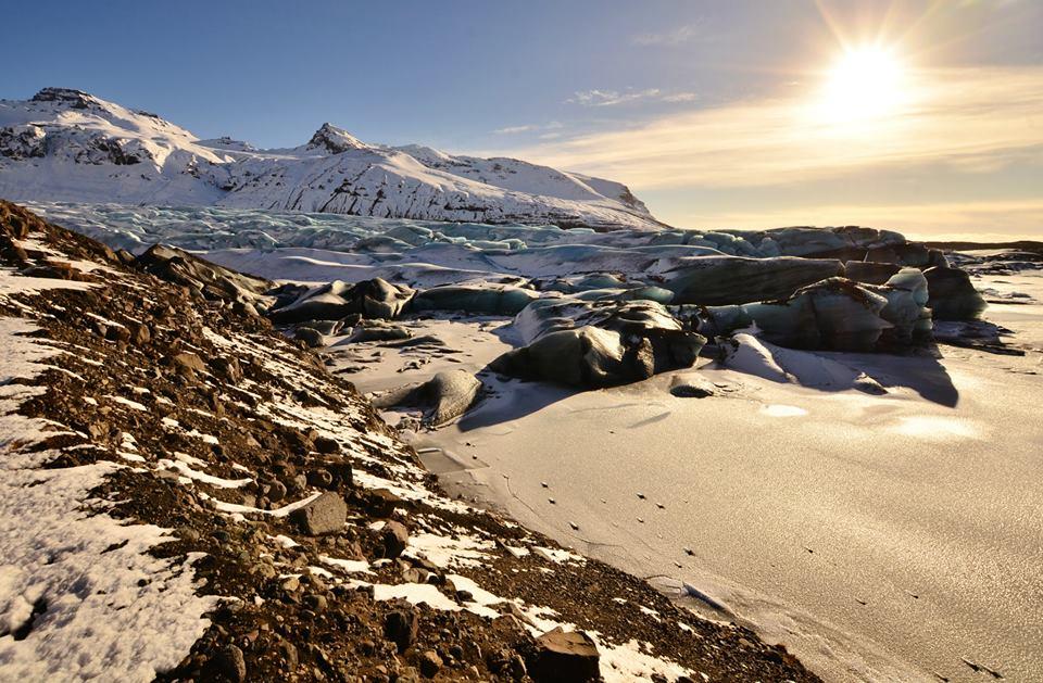 Blue Car Rental encourages safe winter travel in Iceland