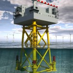 World's largest offshore wind farm accommodation platform being developed