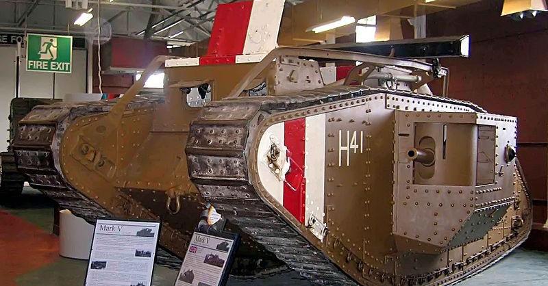 WW1 Tank Mark V