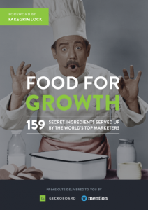 food for growth cover