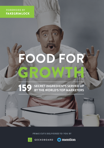 'Food for Growth' report highlights top marketers' 2020 predictions for the profession