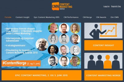 Content Marketing Norge Kristjan Mar Hauksson