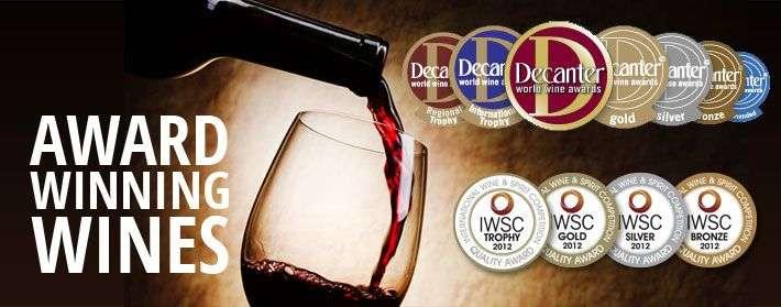 Wine merchant Wineman.co.uk wins the Buckinghamshire Food and Drink Awards