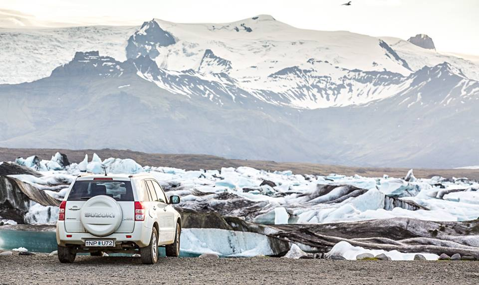 Car hire in Iceland at Keflavik Airport with transfer to Reykjavik