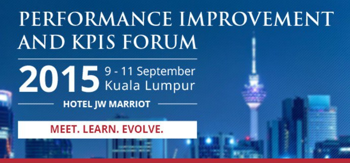 The KPI Institute's partnership with HRM Asia for Performance Improvement and KPIs Forum