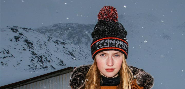 Holiday gift ideas from Icelandic outdoor clothing brand 66°North
