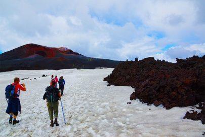 Fimmvörðuháls Volcano Tour