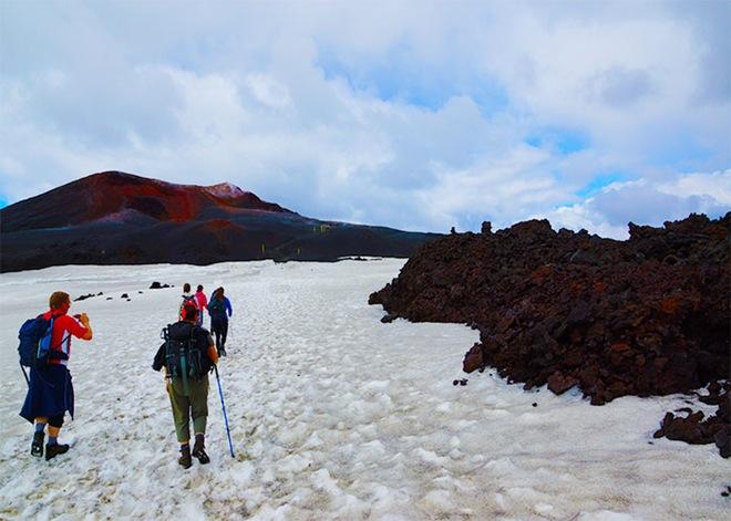 Day Hikes in Iceland — Fimmvörðuháls Volcano Tour