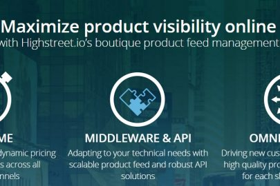 Highstreet product visibility online