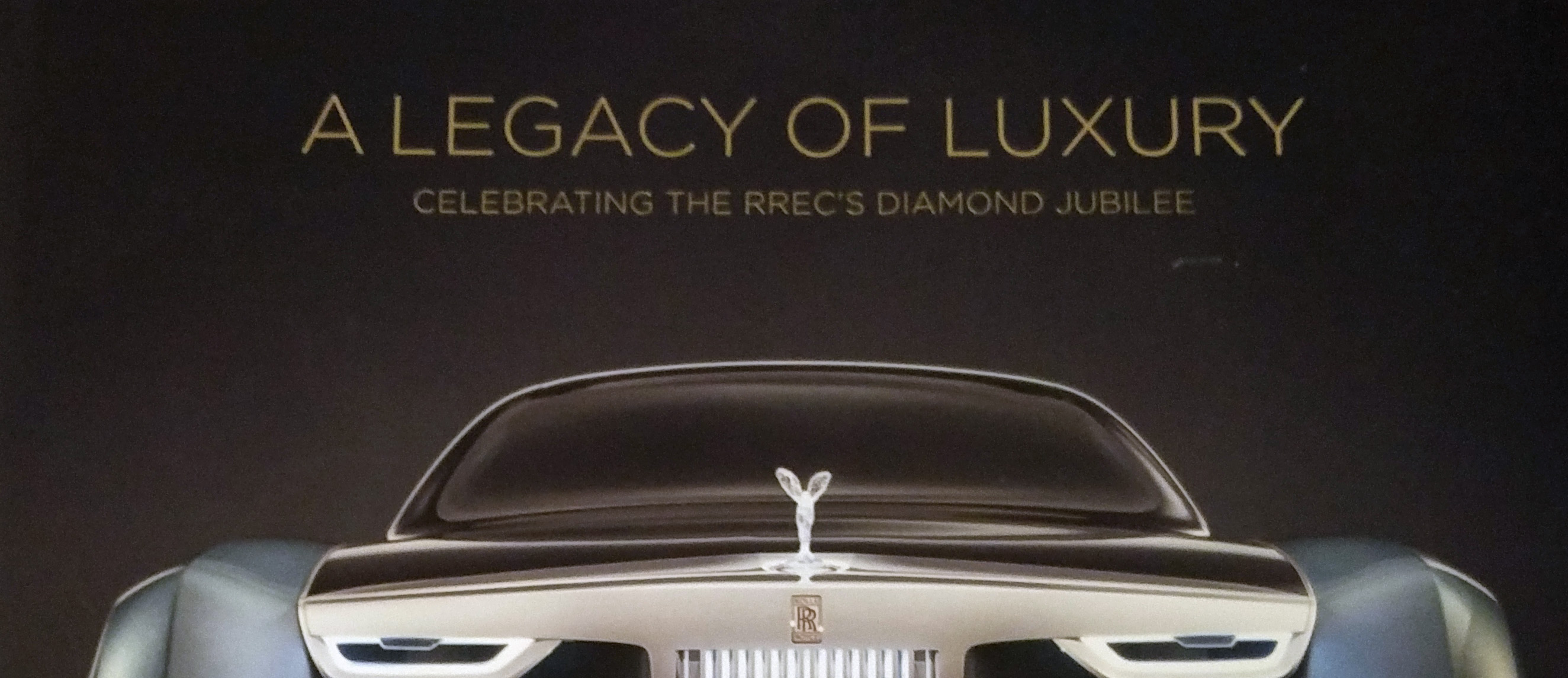 Royal Eiderdown profiled in A Legacy of Luxury – Celebrating the RREC´s Diamond Jubilee