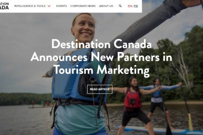 Destination Canada Announces New Partners in Tourism Marketing
