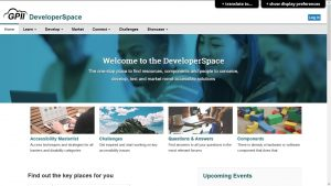 DeveloperSpace Website
