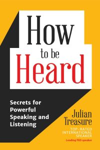 how to be heard book