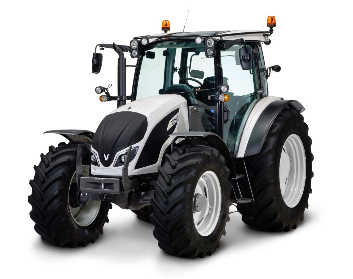 SOLVARO supplies perfect-fit ventilation grilles for Valtra tractors