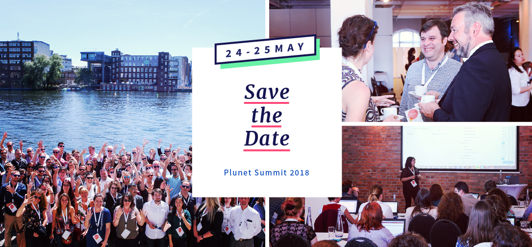 Plunet Summit 2018! The TMS event of the year is back!
