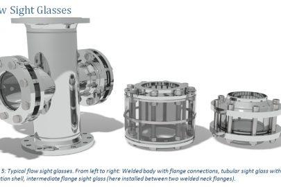 flow sight glasses