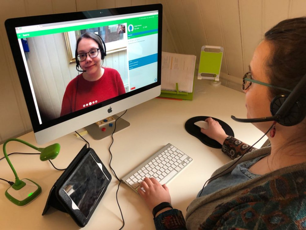 Odense's Children's and Youth Management Tests Treatment via Video