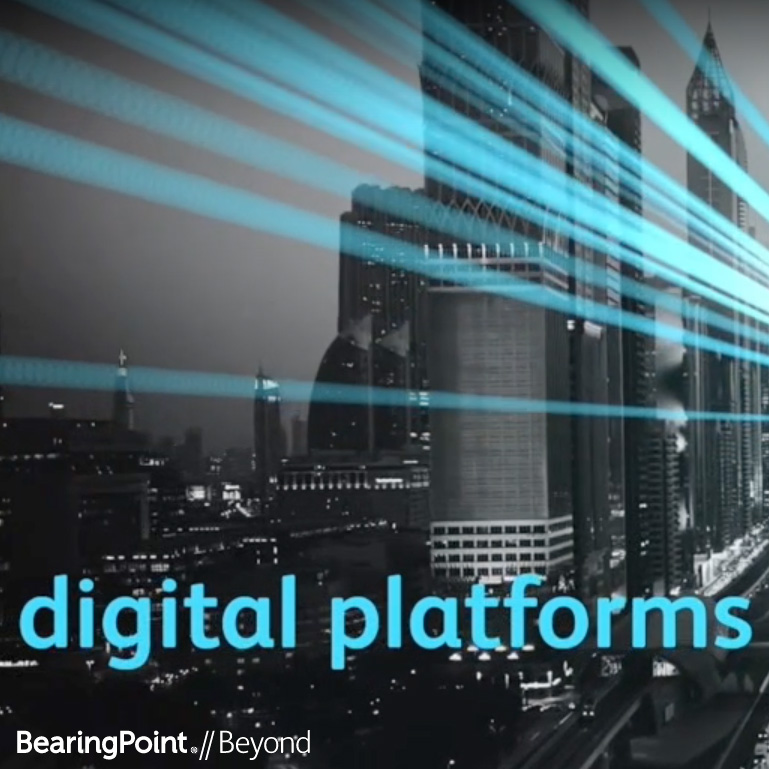 Will your business development falter due to digital disruption? Not with BearingPoint//Beyond's solution