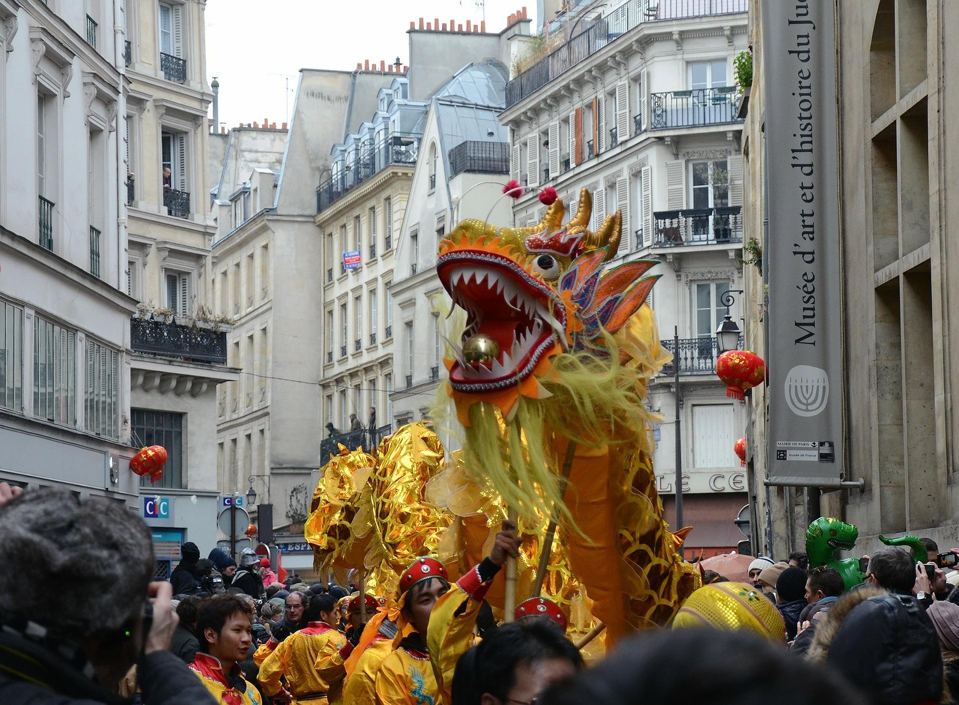 Celebrate Chinese New Year 2019 at Royal China