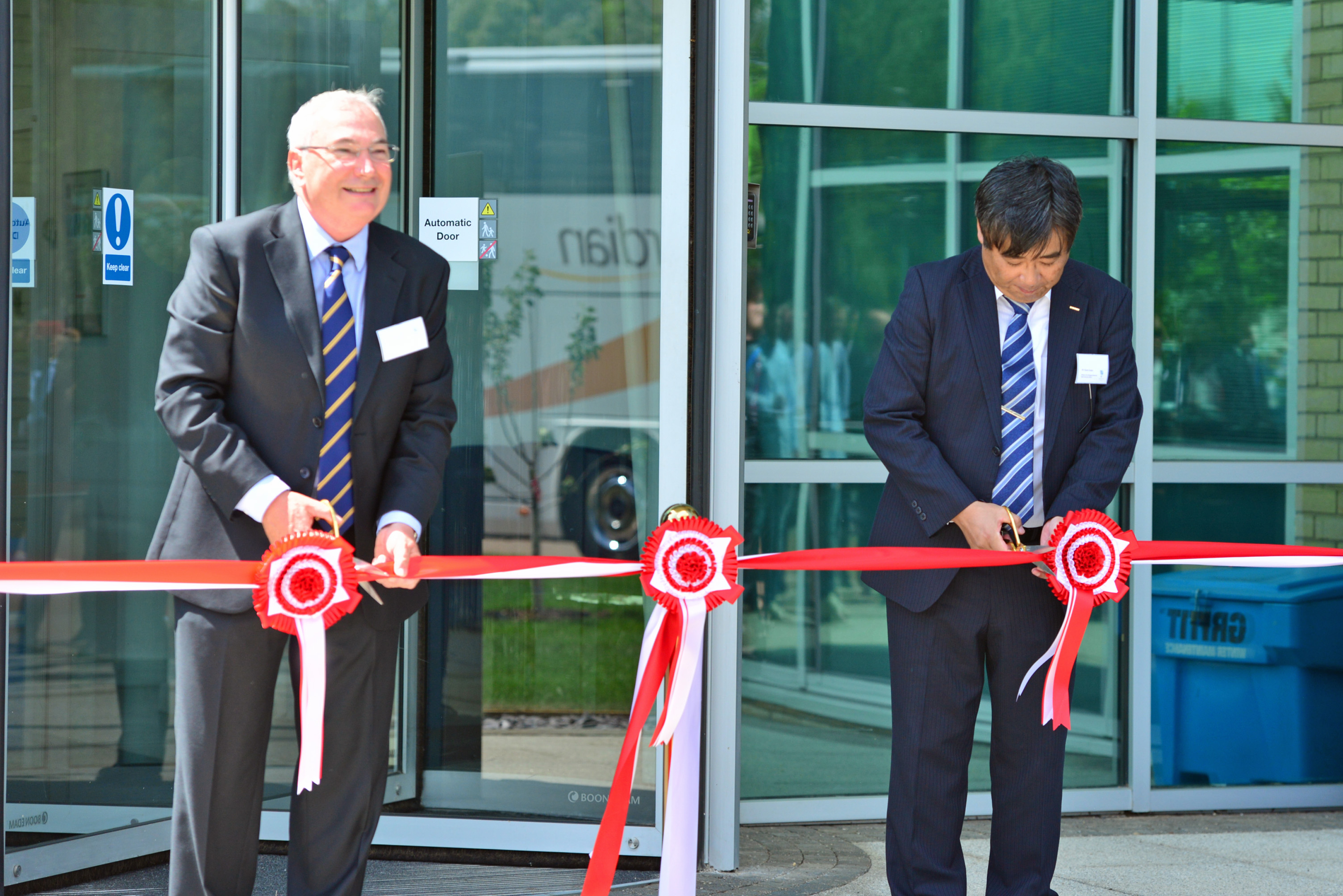 OGT celebrates opening of new Cambridge site