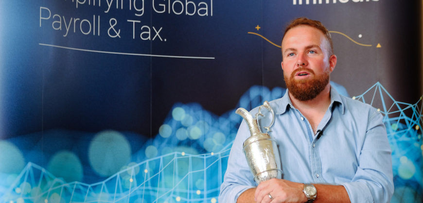 Shane Lowry, winner of The Open Championship 2019 and the Claret Jug, sits down for an exclusive interview with Immedis
