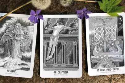 Yggdrasil, Icelandic tarot deck wins International Tarot Foundation prizes