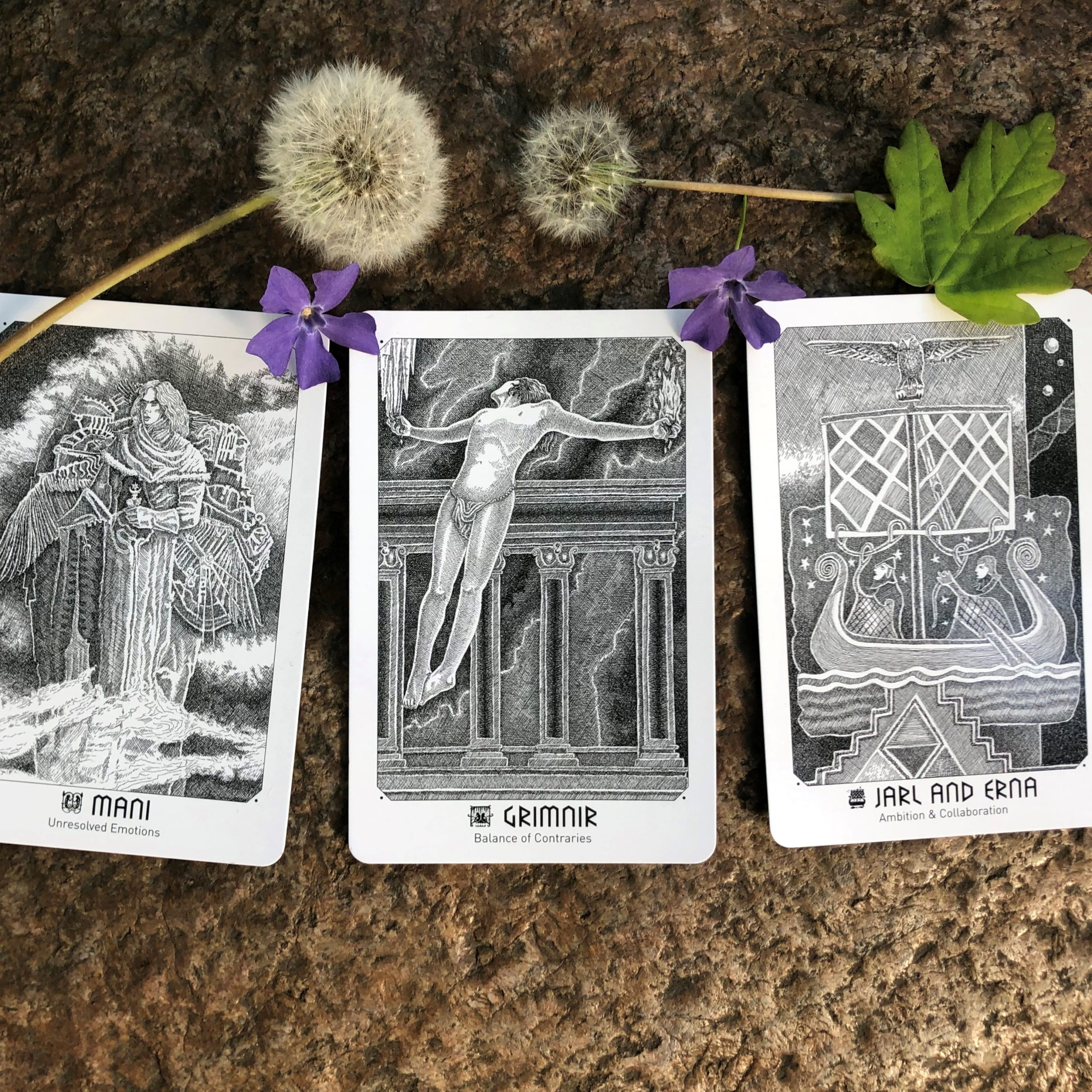 Icelandic tarot deck wins International Tarot Foundation prizes