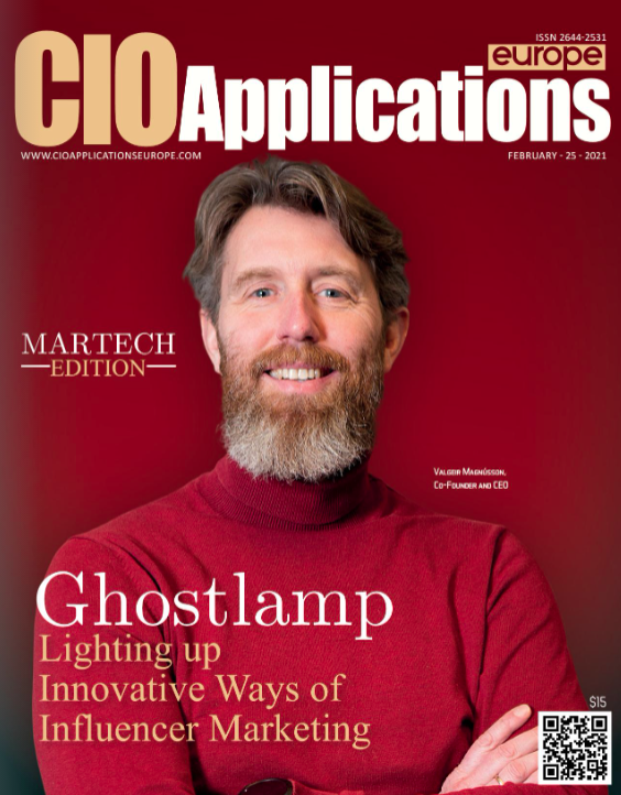 Ghostlamp among the best in marketing technology solutions