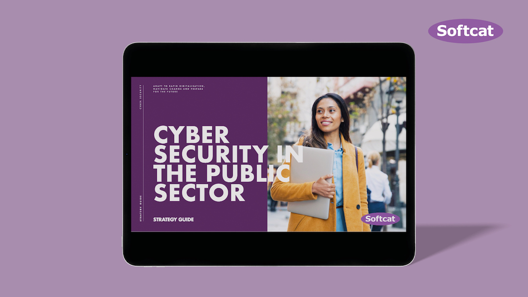 Adapt to rapid change with a public sector cyber security strategy