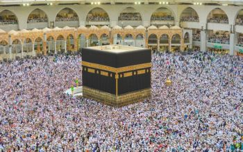 Muslims Holy Travel