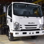 Russia's first medium-duty electric truck